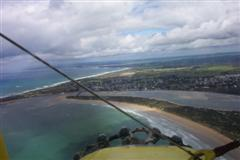 Approaching Barwon Heads