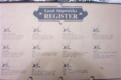 Shipwrecks Register