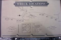 Shipwreck Locations