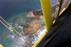 Point Nepean from Tigermoth